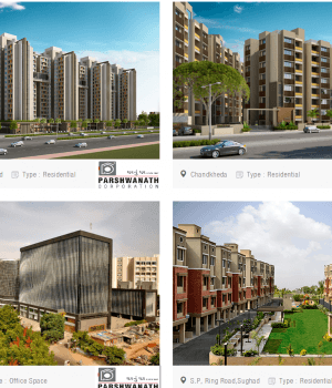 New Residential Projects in Ahmedabad   Parshwanath Corporation - Copy