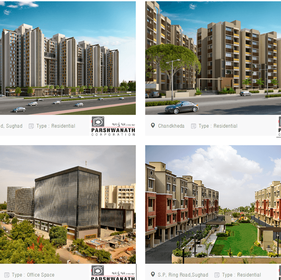 New Residential Projects in Ahmedabad   Parshwanath Corporation - Copy.jpg