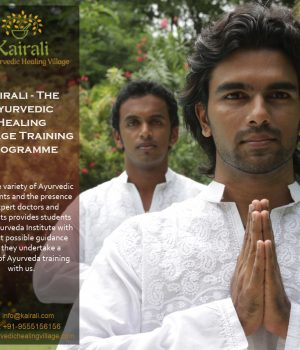 Kairali - The Ayurvedic Healing Village Training Programme