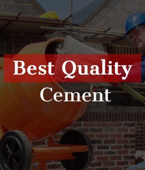 Cement-Banenr