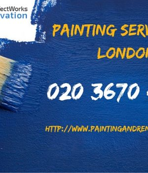 Painting Services in London