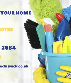Let Us Clean Your Home